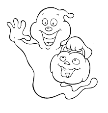 print free halloween coloring pages ghost or download free