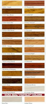 wood stain color chart stains can also be mixed into custom