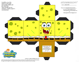 ss spongebob squarepants cubee by theflyingdachshund on deviantart