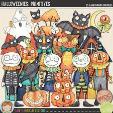 halloween clipart cute collection 41 best halloween digital scrapbooking kits u0026 clip art images on