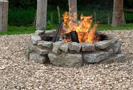 Build Firepit How To Build A Backyard Firepit Diy Projects Atlanta Contractor