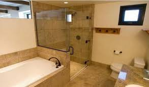 Download Bathroom Tub And Shower Designs House Scheme - Bathroom tub and shower designs