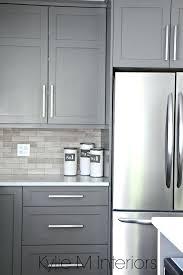 best benjamin moore paint for kitchen cabinets nimbus nimbus grey
