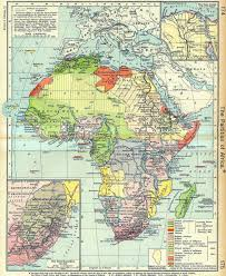 Show Me A Map Of Africa by Random Notes Geographer At Large