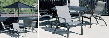Winston Patio Furniture by Winston Sling Collections Seashore Ace Stone Harbor Nj