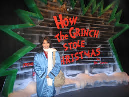 how the grinch stole christmas an ice sculpture exhibit by