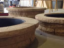 precast concrete fire pitmanders enterprises manders enterprises