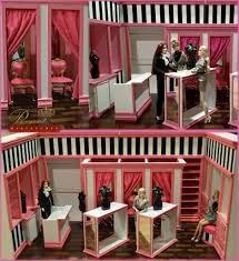 shh victoria u0027s secret based store by ken dioramas scale and