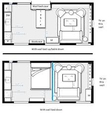plan furniture layout studio apartment is this the best furniture layout