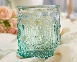 Mason Jar Tea Light Holder Vintage