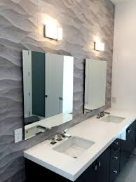 Beveled Floor Mirror by Bathroom Cabinets Brushed Nickel Bathroom Mirror Large Floor