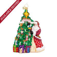 christopher radko ornaments 2015 radko hanging with ornament