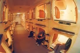 Google Sleep Pods Australia U0027s First Capsule Hotel Is Opening In Sydney Sbs Life