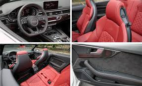 Audi S5 2013 Interior Audi S5 Reviews Audi S5 Price Photos And Specs Car And Driver