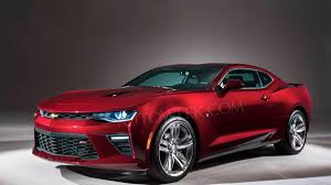 first chevy camaro 2016 chevy camaro gen 6 news and introduction