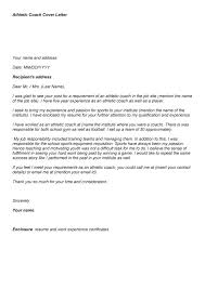 coaching resume cover letter resume ideas