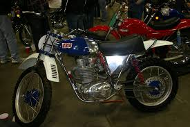 1970s motocross bikes oldmotodude british dirt bikes at 2011 idaho vintage motorcycle show