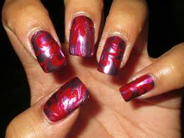easy nail designs for little girls