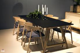 black wood dining room table and chairs ikea 6 round set uk with