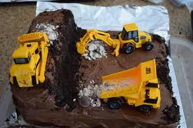 construction birthday cake trucks at work birthday cake the sugar pixie