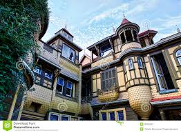the winchester mystery house stock photos image 35325223