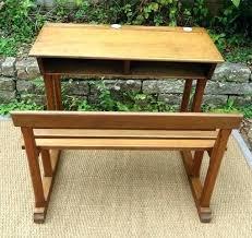bureau ecolier bois bureau pupitre bois moulin roty mobilier poupee pupitre bureau