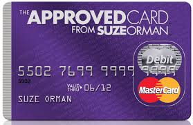 free prepaid debit cards the approved card from suze orman shuts credit sesame