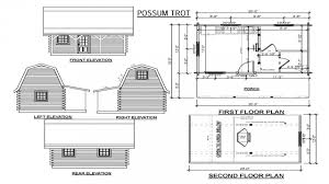 floor plans small hunting cabins homeca