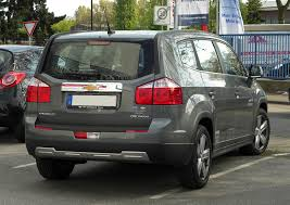opel orlando chevrolet orlando 2 0 ltz technical details history photos on