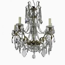 French Chandelier Antique Large Georgian Chandelier 1790s For Sale At Pamono
