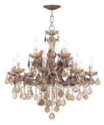 Chandelier Wall Sconce Lighting Luxury Crystorama Chandeliers For Elegant Interior