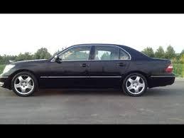 2006 lexus ls430 review sold 2006 lexus ls430 sedan 139k black for sale at wilson county