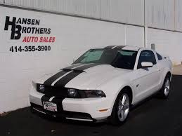 2010 ford mustang problems 2010 ford mustang gt 2dr fastback in milwaukee wi hansen