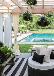 Backyard Swimming Pool Landscaping Ideas Garden Design Garden Design With Small Backyard Pools Design