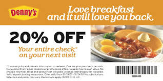 coupons for restaurants dennys restaurant printable coupons 2013 coupons 2016