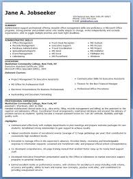 Front Desk Receptionist Sample Resume by Examples Of Executive Assistant Resumes Administrative Assistant