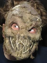 Scarecrow Batman Halloween Costume Budget Diy Halloween Costume Ideas 2012 Burlap Bags