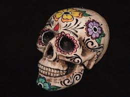 day of the dead skull frida 2 by airangale on deviantart dia de