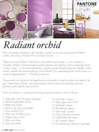 radiant orchid home decor home decorating trends 2014 by nordic design issuu
