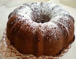 a cook and her books bake a chocolate pound cake for the ones you
