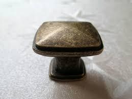 brushed brass cabinet knobs dresser knobs antique brass drawer knobs square metal vintage