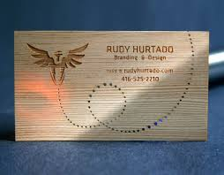 laser cut business cards 45 creative wooden business cards