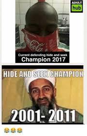 Hide And Seek Meme - adult hub current defending hide and seek chion 2017 hide and