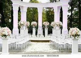 for wedding ceremony wedding altar stock images royalty free images vectors
