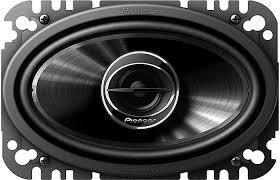 pioneer 4x6 pioneer ts g4645r 4 x 6 2 way speakers