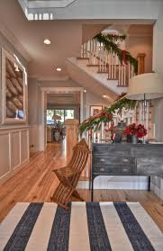 Entry Stairs Design with 100 Awesome Christmas Stairs Decoration Ideas Digsdigs