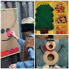 51 christmas party games for kids