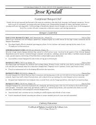 chef resumes exles chef resume exle chef resume sle word banquet chef
