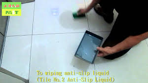 92 clinic stairs tile non slip treatment youtube