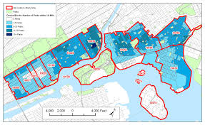 Bronx Map Community Needs Assessment Built Environment And Health Research